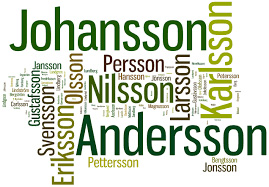Popular Swedish Surnames And Their Meanings Suggesname Com